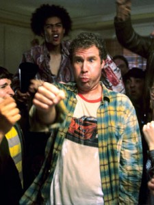 Will Ferrell makes great example of the expressive type