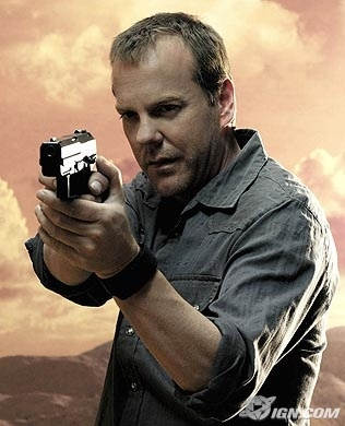 24's Jack Bauer is a good example of a driver.