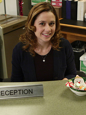 The Office's Pam has a very amiable personality type