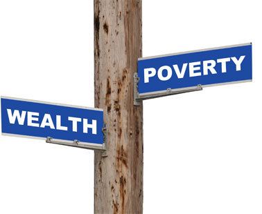 wealth poverty The difference between a Job and a Business